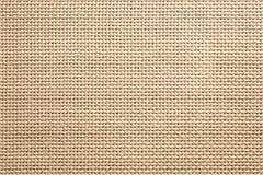 Κίτρινο χονδροειδές ύφασμα στοκ φωτογραφίες με δικαίωμα ελεύθερης χρήσης