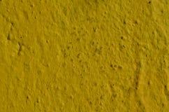 Κίτρινο χρώμα γκράφιτι Στοκ φωτογραφίες με δικαίωμα ελεύθερης χρήσης