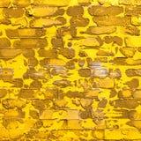 Κίτρινο χρώμα σχεδίων του σύγχρονου διακοσμητικού ανώμαλου χρωμίου σχεδίου ύφους Στοκ εικόνες με δικαίωμα ελεύθερης χρήσης