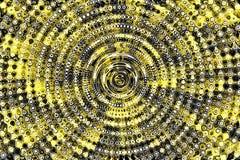 Κίτρινο χρώμα σύστασης υποβάθρου Στοκ Φωτογραφία