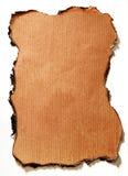 καίγοντας έγγραφο Στοκ φωτογραφία με δικαίωμα ελεύθερης χρήσης