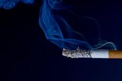 καίγοντας τσιγάρο Στοκ Εικόνες