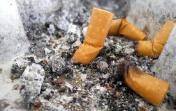 καίει cigarattes Στοκ Φωτογραφία