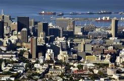 Καίηπτάουν - Νότια Αφρική στοκ εικόνες