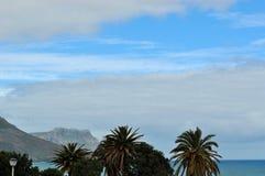 Καίηπ Τάουν, Νότια Αφρική, δυτικό ακρωτήριο, χερσόνησος ακρωτηρίων Στοκ Εικόνες