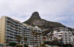 Καίηπ Τάουν, Νότια Αφρική, δυτικό ακρωτήριο, χερσόνησος ακρωτηρίων Στοκ Εικόνα