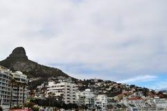 Καίηπ Τάουν, Νότια Αφρική, δυτικό ακρωτήριο, χερσόνησος ακρωτηρίων Στοκ εικόνα με δικαίωμα ελεύθερης χρήσης