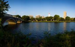 Καίμπριτζ στη Μασαχουσέτη Στοκ εικόνα με δικαίωμα ελεύθερης χρήσης