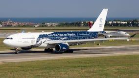 Καίσιο-TQW Hifly, airbus A330-200 Στοκ Φωτογραφίες