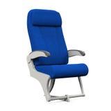 Καθίσματα αεροπλάνων που απομονώνονται στοκ εικόνα με δικαίωμα ελεύθερης χρήσης