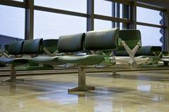 Καθίσματα αερολιμένων - 01 Στοκ φωτογραφία με δικαίωμα ελεύθερης χρήσης
