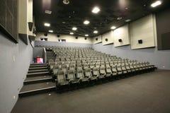 καθίσματα αιθουσών Στοκ Φωτογραφία