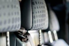 Καθίσματα αυτοκινήτων Στοκ Φωτογραφίες