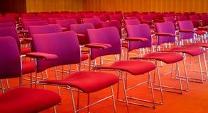 Καθίσματα επιχειρησιακών τοίχων στοκ εικόνα