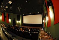 καθίσματα κινηματογράφων Στοκ Φωτογραφίες