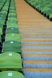 Καθίσματα σταδίων στοκ φωτογραφίες με δικαίωμα ελεύθερης χρήσης