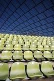 Καθίσματα σταδίων στοκ φωτογραφία