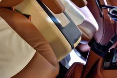 Καθίσματα του επιχειρησιακού οχήματος Στοκ Εικόνα