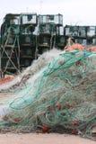 Καθαρή αλιεία Στοκ εικόνες με δικαίωμα ελεύθερης χρήσης