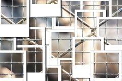 Καθαρή στιγμιαία φωτογραφία κλουβιών Στοκ εικόνες με δικαίωμα ελεύθερης χρήσης