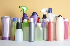 καθαρίζοντας προϊόν Στοκ Εικόνες