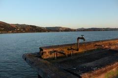 Καθαρίζοντας σταθμός ψαριών Στοκ φωτογραφίες με δικαίωμα ελεύθερης χρήσης