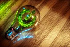 καθαρίστε την ενέργεια ένν& απεικόνιση αποθεμάτων