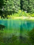 καθαρίστε τη λίμνη Όρεγκο&n Στοκ φωτογραφίες με δικαίωμα ελεύθερης χρήσης