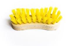καθαρισμός βουρτσών στοκ φωτογραφία