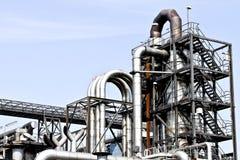 καθαρισμός πετρελαίου &ep Στοκ Φωτογραφία