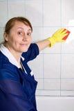 καθαριστής Στοκ φωτογραφία με δικαίωμα ελεύθερης χρήσης