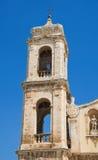 καθαρτήριο apulia belltower church colle del palo Palo del Colle Apulia Στοκ Φωτογραφίες