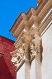καθαρτήριο apulia church colle del palo Barletta Πούλια Ιταλία Στοκ φωτογραφίες με δικαίωμα ελεύθερης χρήσης
