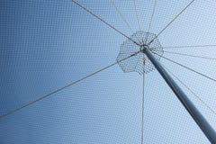 Καθαρός με το υπόβαθρο μπλε ουρανού στοκ εικόνα με δικαίωμα ελεύθερης χρήσης