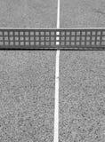 καθαρός στον πίνακα αντισφαίρισης Στοκ εικόνα με δικαίωμα ελεύθερης χρήσης