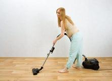 καθαρότερη καθαρίζοντα&sigma Στοκ εικόνες με δικαίωμα ελεύθερης χρήσης