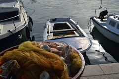 Καθαρό δίχτυ επιφανείας Fising Στοκ εικόνα με δικαίωμα ελεύθερης χρήσης