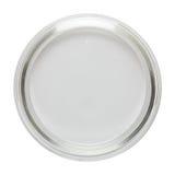 Καθαρό κενό πιάτο perti Στοκ Εικόνες