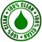 καθαρό προϊόν απεικόνιση αποθεμάτων