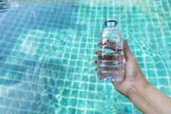 καθαρό πόσιμο νερό Στοκ Εικόνες