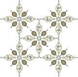 καθαρό σχέδιο Οθωμανός πα Στοκ Εικόνες