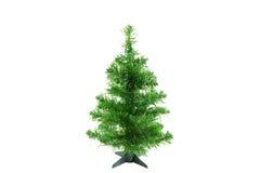 Καθαρό χριστουγεννιάτικο δέντρο Στοκ Φωτογραφίες