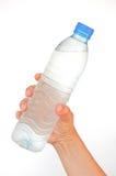 καθαρό ύδωρ χεριών μπουκα&la Στοκ Εικόνες