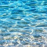 καθαρό ύδωρ ανασκόπησης Στοκ Εικόνα