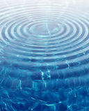 καθαρό ύδωρ κρυστάλλου Στοκ φωτογραφία με δικαίωμα ελεύθερης χρήσης