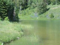 καθαρό ύδωρ κρυστάλλου Στοκ Εικόνες