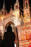 καθεδρικός ναός Γαλλία &gamm στοκ εικόνα με δικαίωμα ελεύθερης χρήσης
