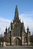 καθεδρικός ναός Γλασκώβ& Στοκ εικόνα με δικαίωμα ελεύθερης χρήσης