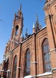καθεδρικός ναός γοτθικό&s Στοκ Φωτογραφία