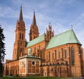 καθεδρικός ναός γοτθικό&s Στοκ Εικόνες